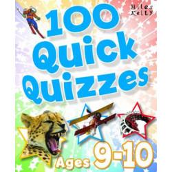 100 Quick Quizzes Ages 9-10