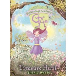 GLITTERWINGS ACADEMY: 10 Treasure Hunt
