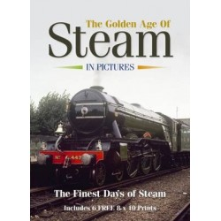 GOLDEN AGE OF STEAM (Print Pack)