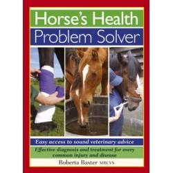 HORSES HEALTH PROBLEM SOLVER