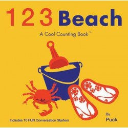 123 BEACH: A COOL COUNTING BOOK