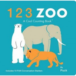 123 ZOO: A COOL COUNTING BOOK