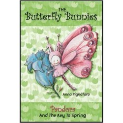 Butterfly Bunnies Pandora & the Key to Spring - BK 1 - PB