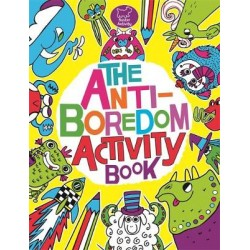 ANTI-BOREDOM ACITIVITY BOOK