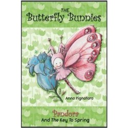 Butterfly Bunnies Melody & the Music Box - BK 2 - PB
