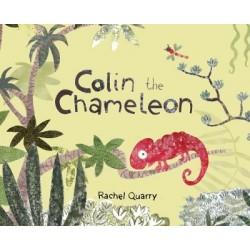Colin the Chameleon