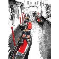 EUROPEAN JOURNAL: Red Gondola Large