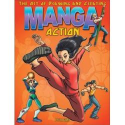 Art of Drawing and Creating Manga: Action