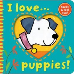 I Love... Puppies!