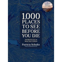 1000 PLACES TO SEE BEFORE YOU DIE (DELUXE PHOTO EDITION): THE WORLD AS YOUVE NEVER SEEN IT BEFORE