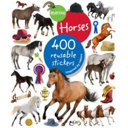 Eyelike Stickers: Horses