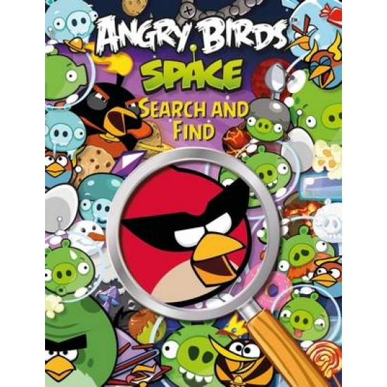 Angry Birds: Space Search & Find