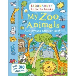 BLOOMSBURY ACTIVITY BOOK: ZOO ANIMALS ACTIVITY & STICKER BOOK