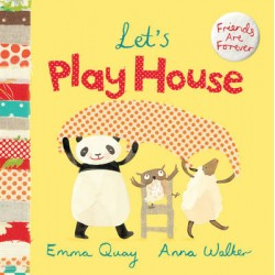 Friends Forever Lets Play House