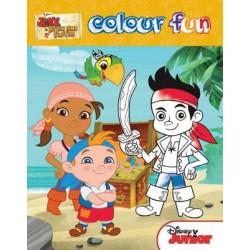 Disney Jake & the Never-Land Pirates: Colour Fun