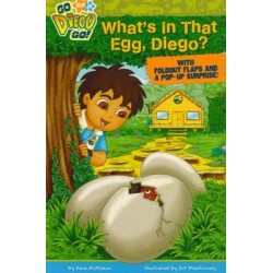 Go Diego Go: Whats in That Egg Diego?