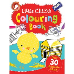 Little Chicks Colouring Book